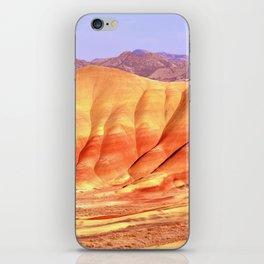 PAINTED HILLS - OREGON iPhone Skin