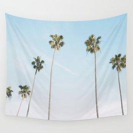 Beach Palms Wall Tapestry