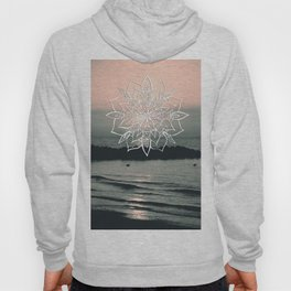 Twilight Mandala Ocean Bliss Dream #1 #sunset #decor #art #society6 Hoody