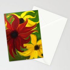 Sunflower Tango Stationery Cards