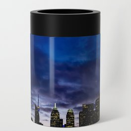 Skyline City Sunset Can Cooler
