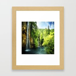 Nature! Just the best of all time... Framed Art Print