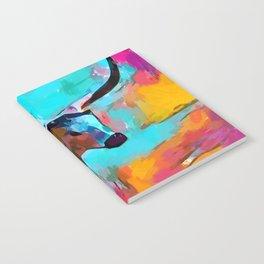 Texas Longhorn Notebook