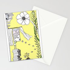 Inspiration and Dreams Stationery Cards