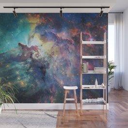 Lagoon Nebula / Second Version Wall Mural