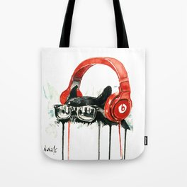 Beats by Dre Tote Bag