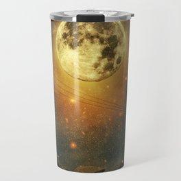 The cosmic call Travel Mug
