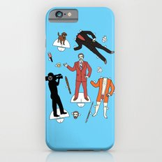Cut It Out: Ron Burgundy Slim Case iPhone 6s