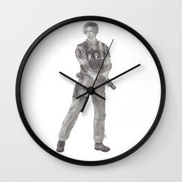 Leon S. Kennedy Wall Clock