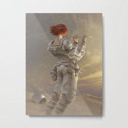 Mars Sonata Metal Print