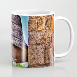 The Bell Tower Antique Stone Arches Coffee Mug