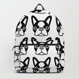 Boston Terriers by Blackburn Ink Backpack