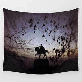 King Tomislav statue Wall Tapestry