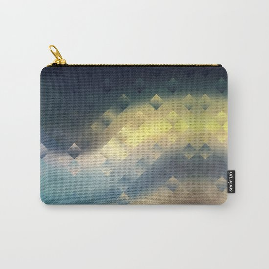 Sunrise. Colorful creative design . Carry-All Pouch
