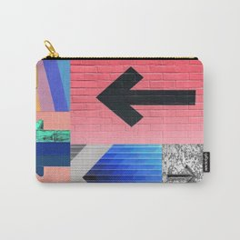 arrow me this way Carry-All Pouch
