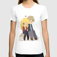ouat T-shirts featuring OUAT - Daddy Charming by Choco-Minto