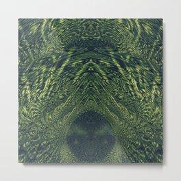 The Emerald Hall Metal Print