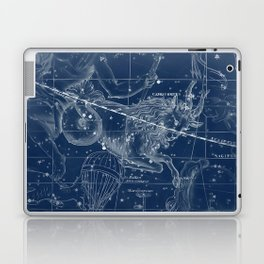 Capricorn sky star map Laptop & iPad Skin