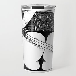 asc 480 - La claque (The smack) Travel Mug