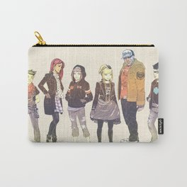 Teen Titans Streetwear Carry-All Pouch
