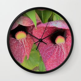 deep inside Wall Clock
