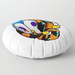 Chicken Cuddles Floor Pillow