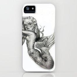 Mermaid Fantasies iPhone Case
