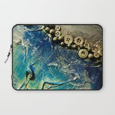Cave Wall Abstract Laptop Sleeve