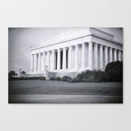 Resolve - Washington, DC Canvas Print