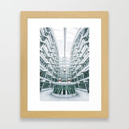 Erhard Ludwig Haus Framed Art Print