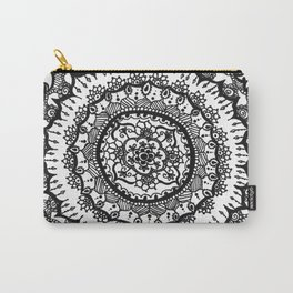 Lacey Mandala Carry-All Pouch