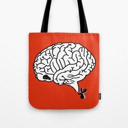 Brain Labyrinth Tote Bag