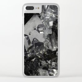 XX Square Quartz Clear iPhone Case