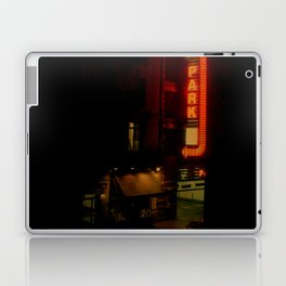 Late Night Park - New York City Laptop & iPad Skin