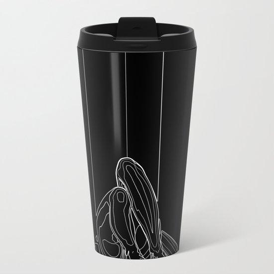 Marionette Metal Travel Mug