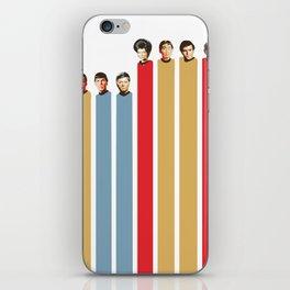 Star Trek TOS Graphic Print iPhone Skin