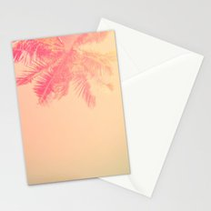 Pattern for palm Stationery Cards