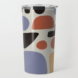 Shapes & Colors Travel Mug