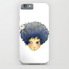 the girl with lamb hair Slim Case iPhone 6s