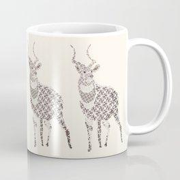 Mountain Nyala Coffee Mug