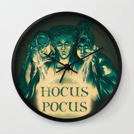 Hocus Pocus Wall Clock
