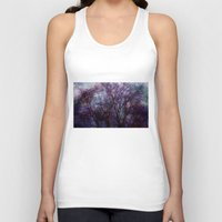artsy Tank Tops featuring artsy tree by Stephanie Koehl