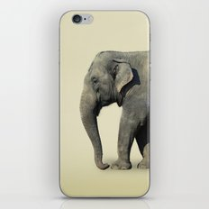 Inner Space Elephant iPhone Skin
