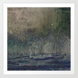 The Colors of Earth Art Print