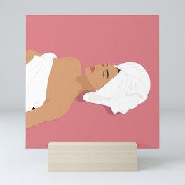 Kendall Mini Art Print