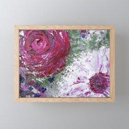 Peony beauty Framed Mini Art Print
