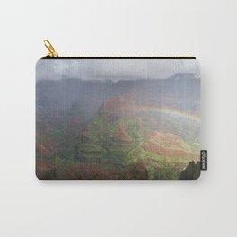 Waimea Canyon Rainbow Carry-All Pouch