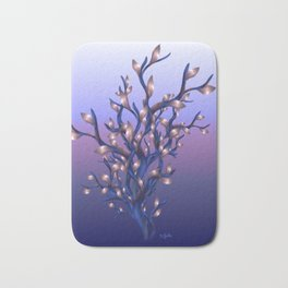 The Resolutions Tree at Dawn Bath Mat