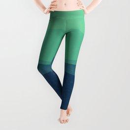 Stripe VIII Minty Fresh Leggings