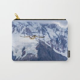 Austral Patagonian Bird Flying Carry-All Pouch